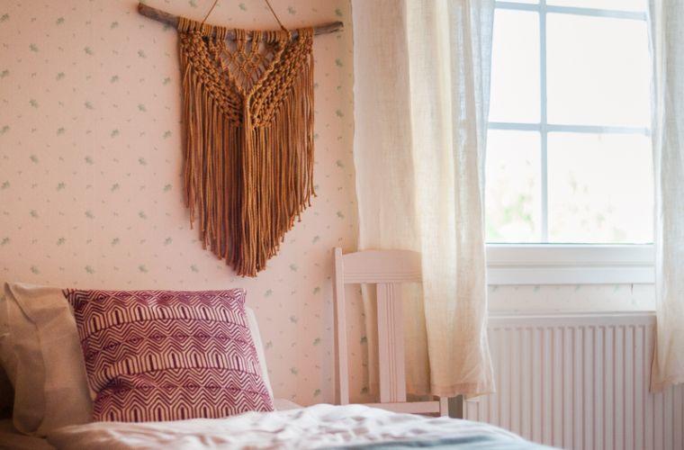 Majatalo Puukarin Pysäkin kotoisat huoneet